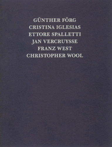 Summer 1989 - Galerie Max Hetzler