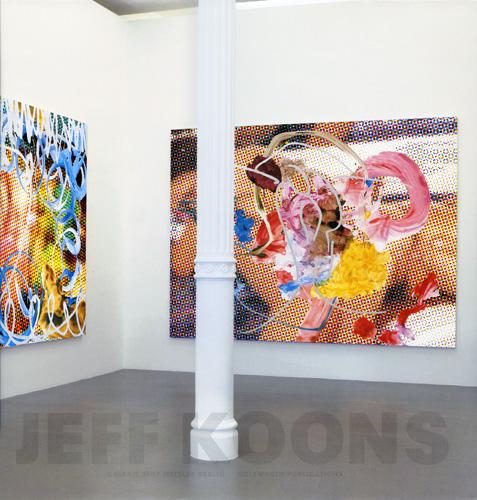 Jeff Koons - Galerie Max Hetzler