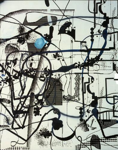 Gemälde - Galerie Max Hetzler