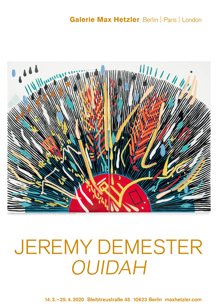 Jeremy Demester, OUIDAH - Galerie Max Hetzler