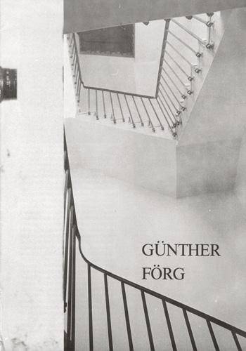 Günther Förg - Galerie Max Hetzler