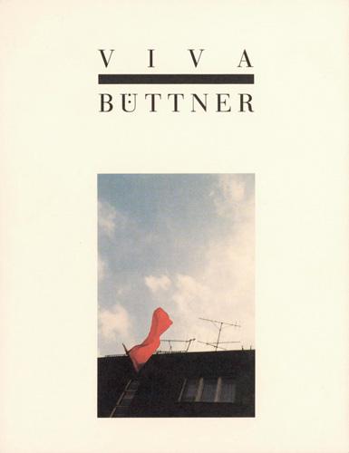 Viva Büttner - Galerie Max Hetzler