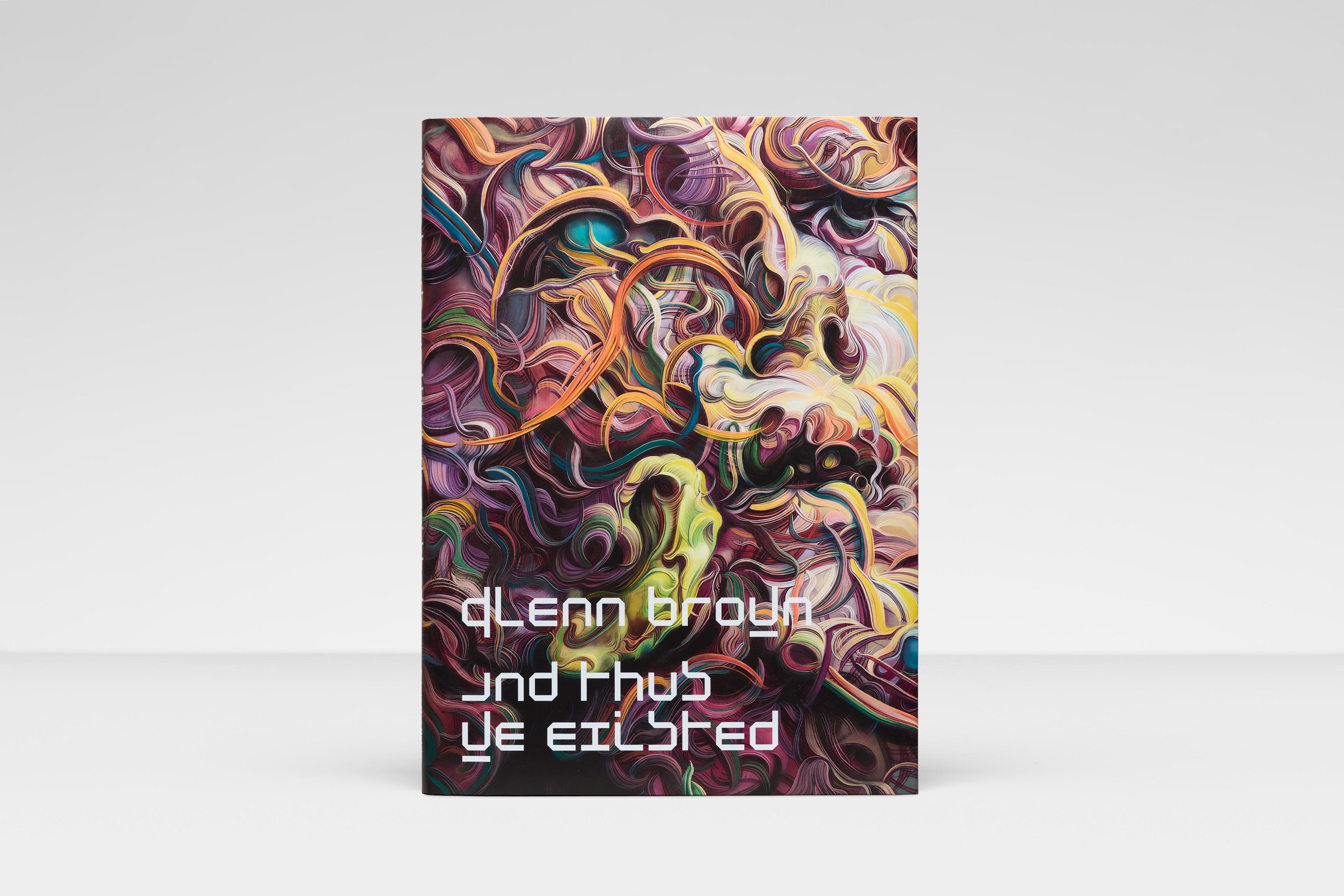 Glenn Brown: And Thus We Existed - Galerie Max Hetzler