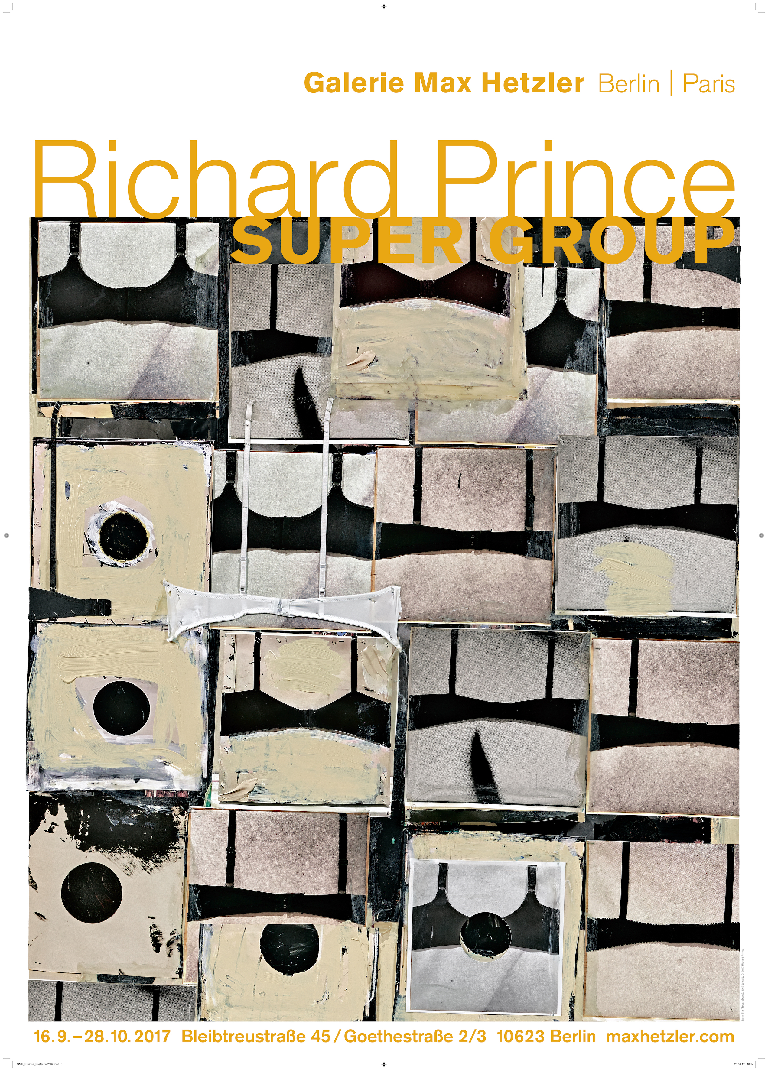 Richard Prince, Super Group - Galerie Max Hetzler