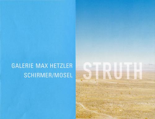 Thomas Struth - Galerie Max Hetzler