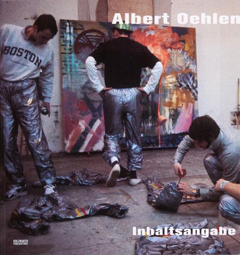 Inhaltsangabe (Summary of Contents/Sumario) - Galerie Max Hetzler