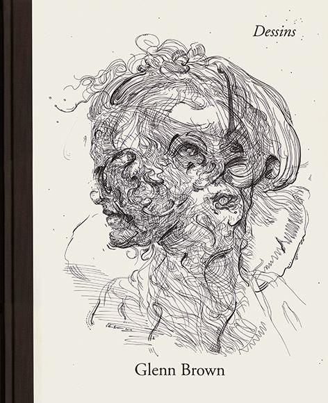 Glenn Brown: Dessins - Galerie Max Hetzler