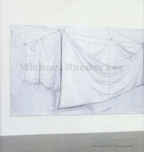 Michael Raedecker - Galerie Max Hetzler