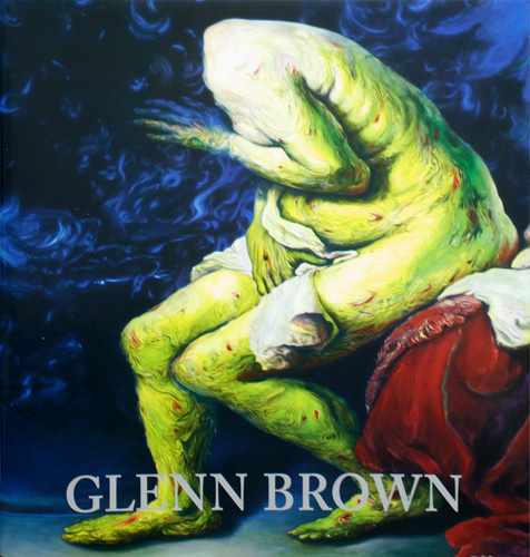 Glenn Brown - Galerie Max Hetzler