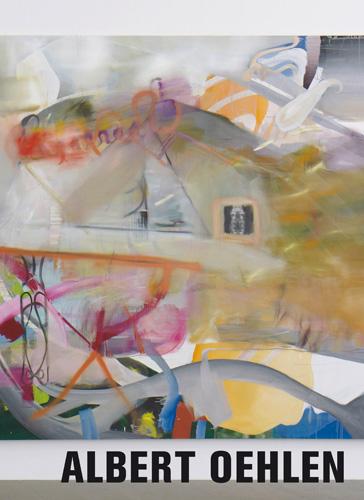 Albert Oehlen - Galerie Max Hetzler