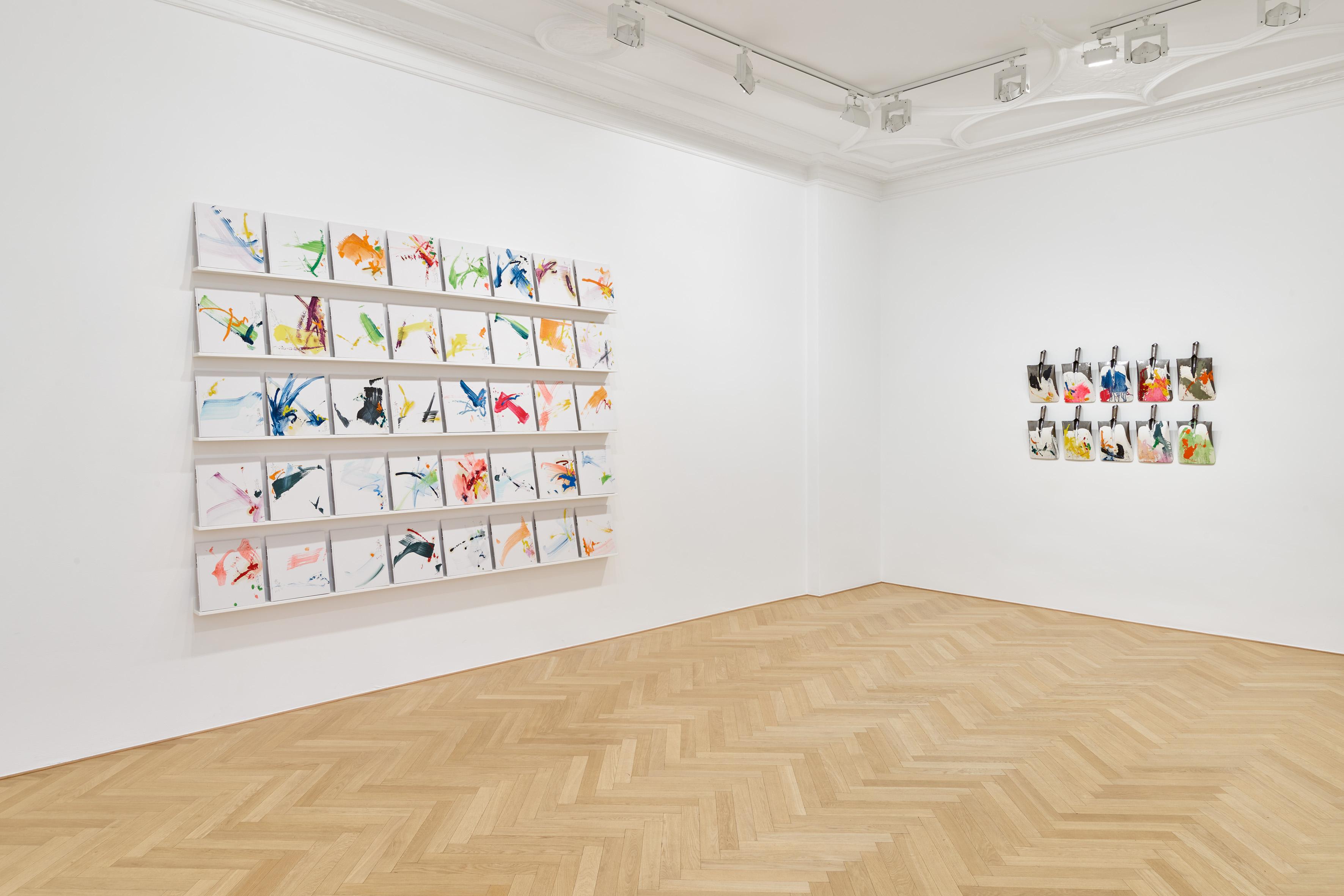 Zhang Wei: Artist Book - Galerie Max Hetzler